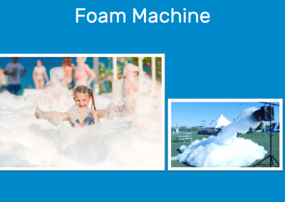 Foam Machine