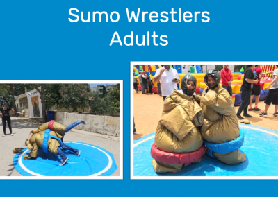 Sumo Adults